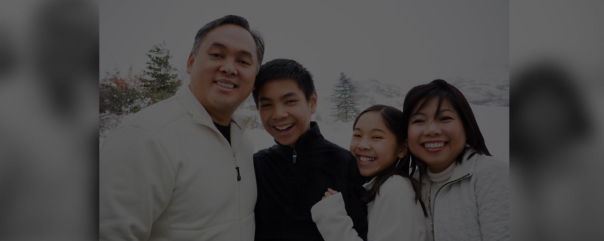Asia family sponsorship